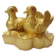 Love Bird (Golden) (fengshui)