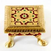 Golden Chowki / Seat- / Seat- 5''